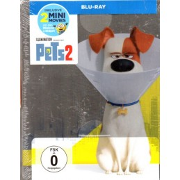 Pets 2 - Steelbook - BluRay...