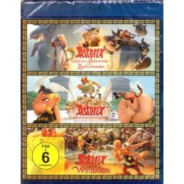 Asterix - 3er-Box - BluRay...