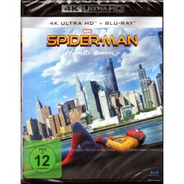 Spider-Man - Homecoming -...