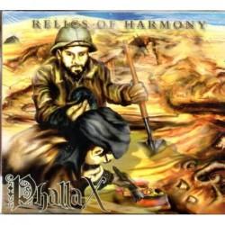 Phallax - Relics Of Harmony...