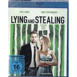 Lying and Stealing - BluRay...