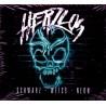 Herzlos - Schwarz Weiß Neon - CD - Neu / OVP