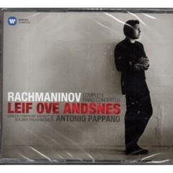 Rachmaninov - Pappano -...