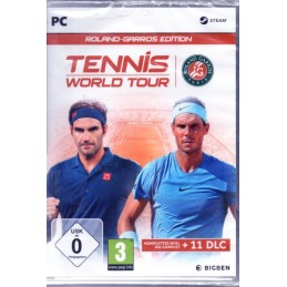 Tennis World Tour - Roland...