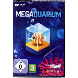 Megaquarium - PC - deutsch...