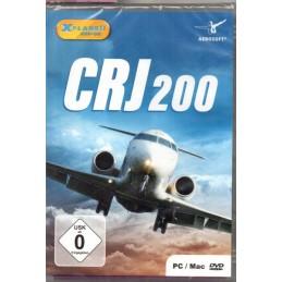 XPlane 11 - AddOn - CRJ-200...