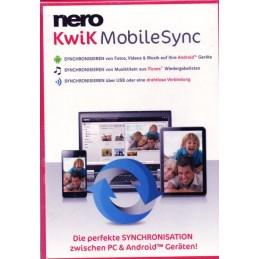 Nero 11 Kwik Mobile Sync -...