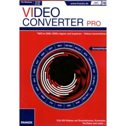 Franzis - Video Converter...