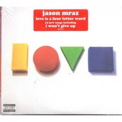 Jason Mraz - Love Is a Four...