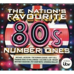 The Nation's Favourite 80's...