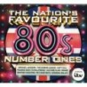 The Nation's Favourite 80's No 1's - Various - 3 CD - Neu / OVP