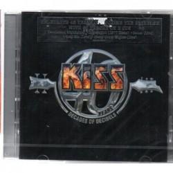 Kiss - Kiss 40 - Best of -...