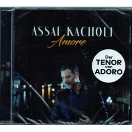 Assaf Kacholi - Amore - CD...