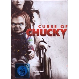Curse of Chucky - Mediabook...