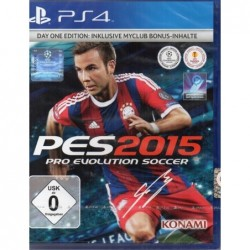 PES 2015 - Day 1 Edition -...