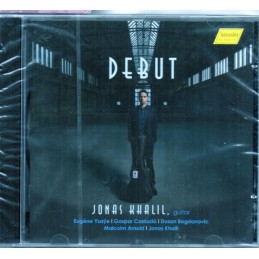Jonas Khalil - Debut - CD -...
