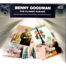 Benny Goodman - 5 Classic...