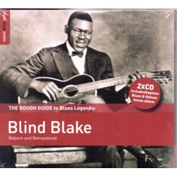 Blind Blake - Rough Guide -...