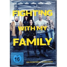 Fighting with My Family -...