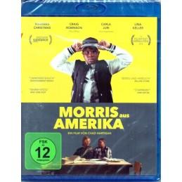 Morris aus Amerika - BluRay...