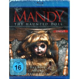Mandy the Haunted Doll -...