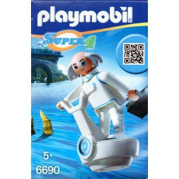 Playmobil 6690 - Super 4 -...