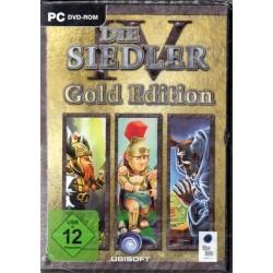 Die Siedler IV  - Gold...