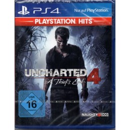Uncharted 4 - PlayStation...