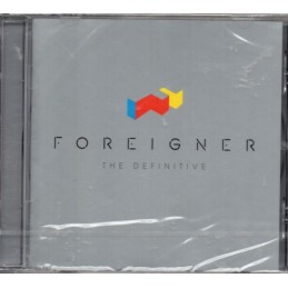 Foreigner - The Definitive...