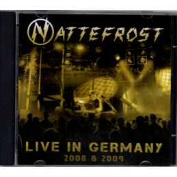Nattefrost - LIVE IN...