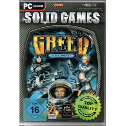 Solid Games - Greed - Black...
