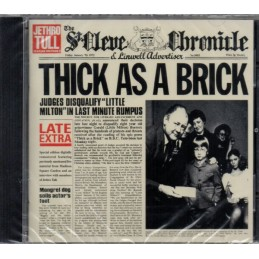 Jethro Tull - Thick As a...
