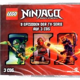 Lego Ninjago Hörspielbox 3...