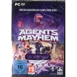 Agents of Mayhem - Day One...