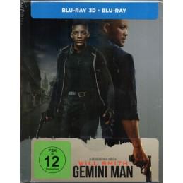 Gemini Man - Steelbook - 3D...