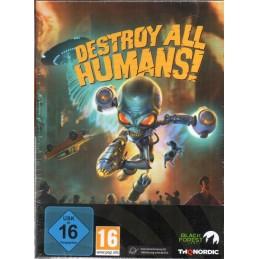 Destroy All Humans -...