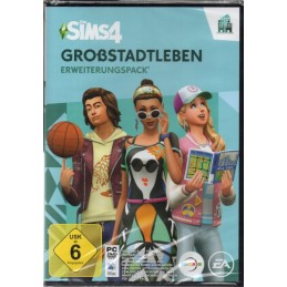 Die Sims 4 - Großstadtleben...
