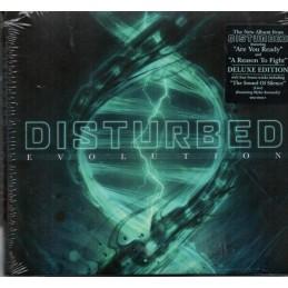 Disturbed - Evolution -...