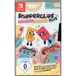 Snipperclips Plus -...