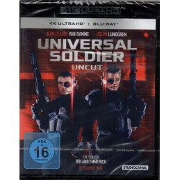 Universal Soldier / Uncut -...