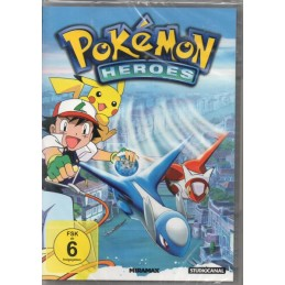 Pokémon - Heroes - DVD -...