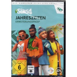 Die Sims 4 - Jahreszeiten -...