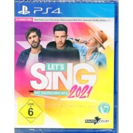 Let's Sing 2021 mit...