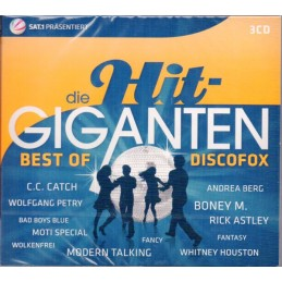 Die Hit Giganten - Best of...