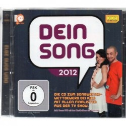 Dein Song 2012 - Various -...