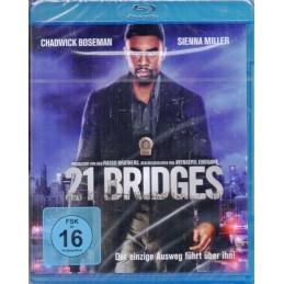 21 Bridges - BluRay - Neu /...