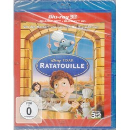 Ratatouille - 2D & 3D...
