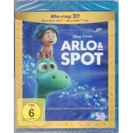 Arlo & Spot - 2D & 3D...