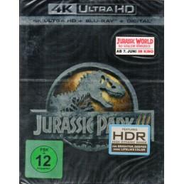 Jurassic Park 3 - 4K Ultra...