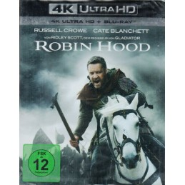 Robin Hood - 4K Ultra HD -...